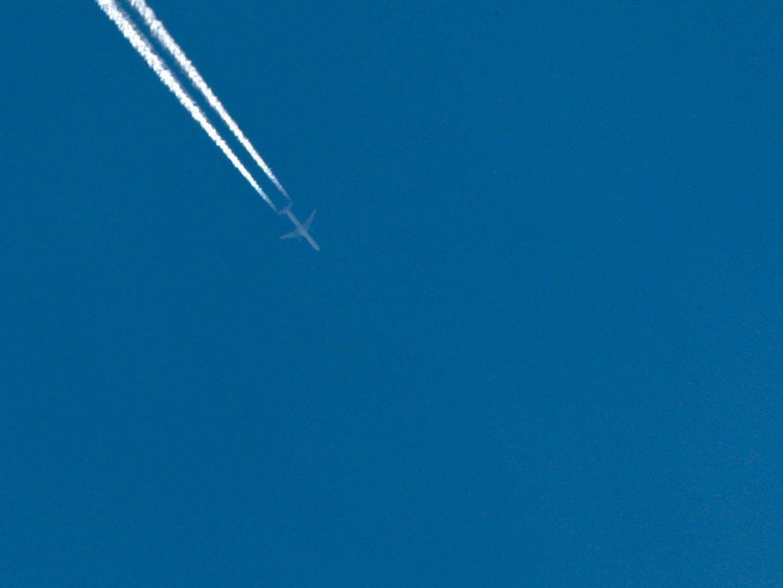 espacio azul