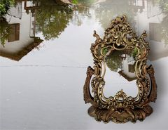 espejo de un reflejo