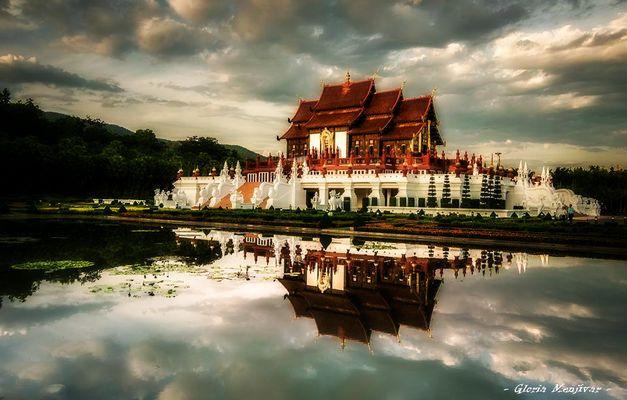 Espejo Tailandés.