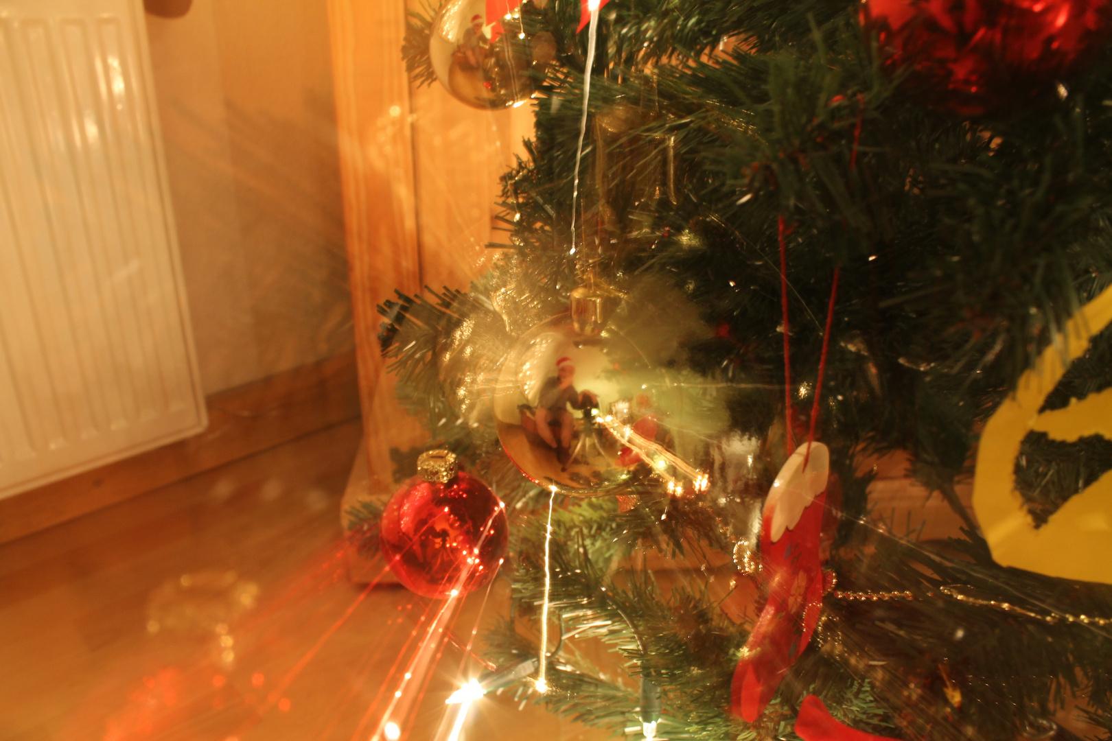 Espera navideña