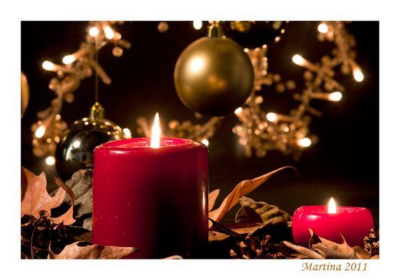 Esperando a la navidad