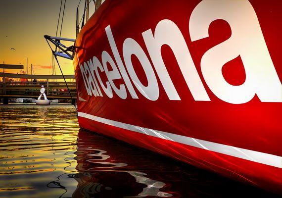 Esperando a la salida (1r Premio II Concurso de Fotografía de Mar Museo Marítim Barcelona)