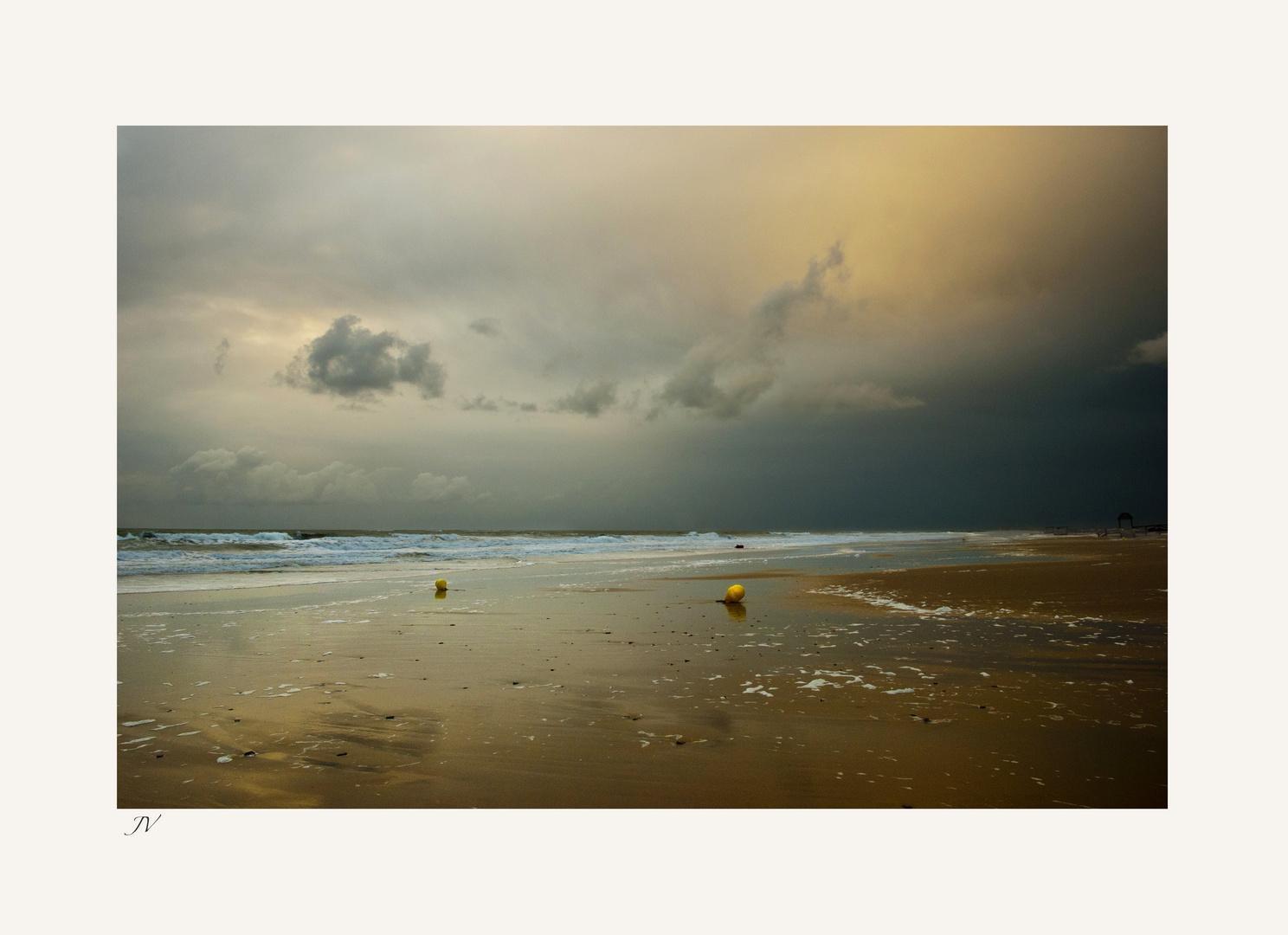 .. esperando la tormenta **