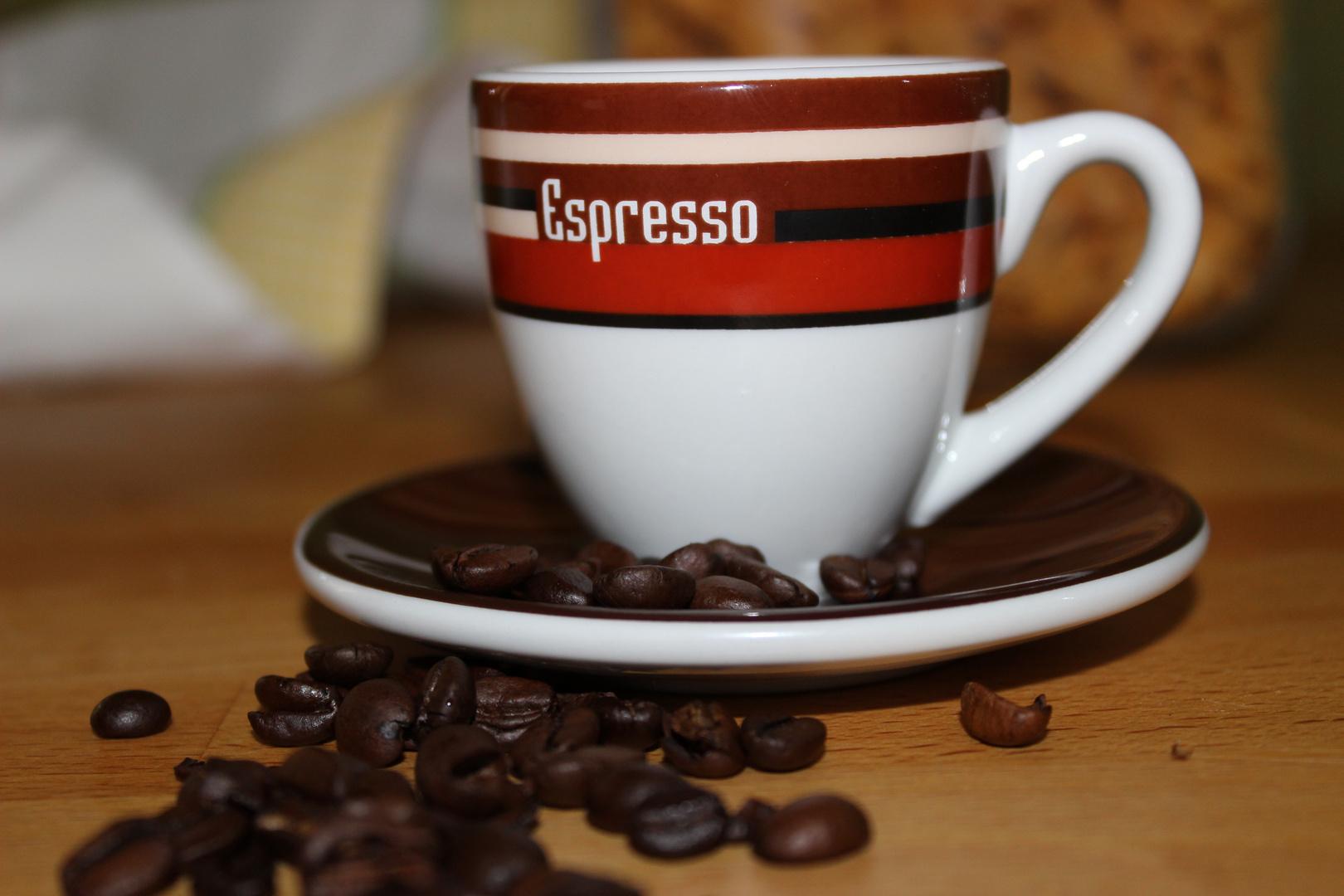 """Espresso """"Der Wachmacher"""""""