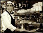 Espresso italiano. 1954 oder 2004?