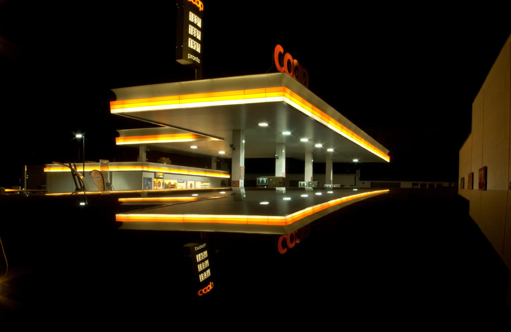 Essai à la Edward Hopper