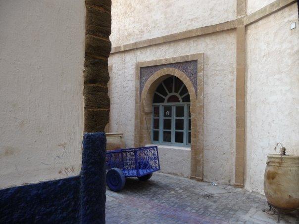 Essaouira , city of cats