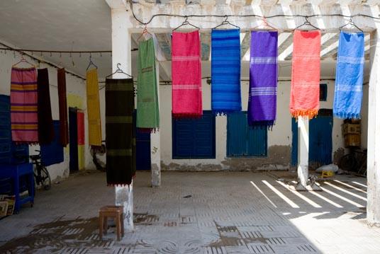 Essaouira, Colori - Essaouira, Colors