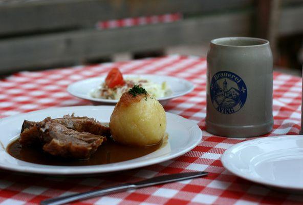 Essen auf Bayrisch