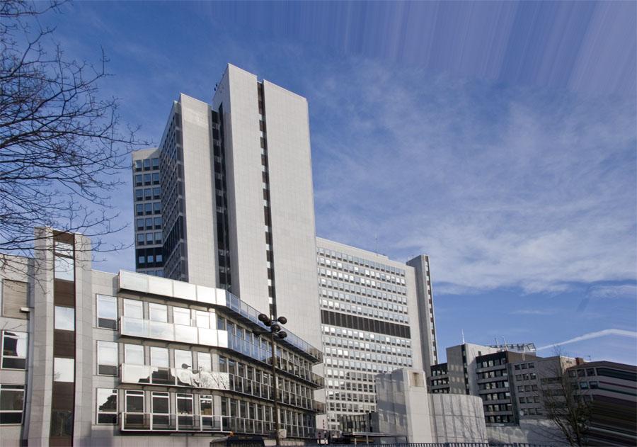 Essen Centrum.