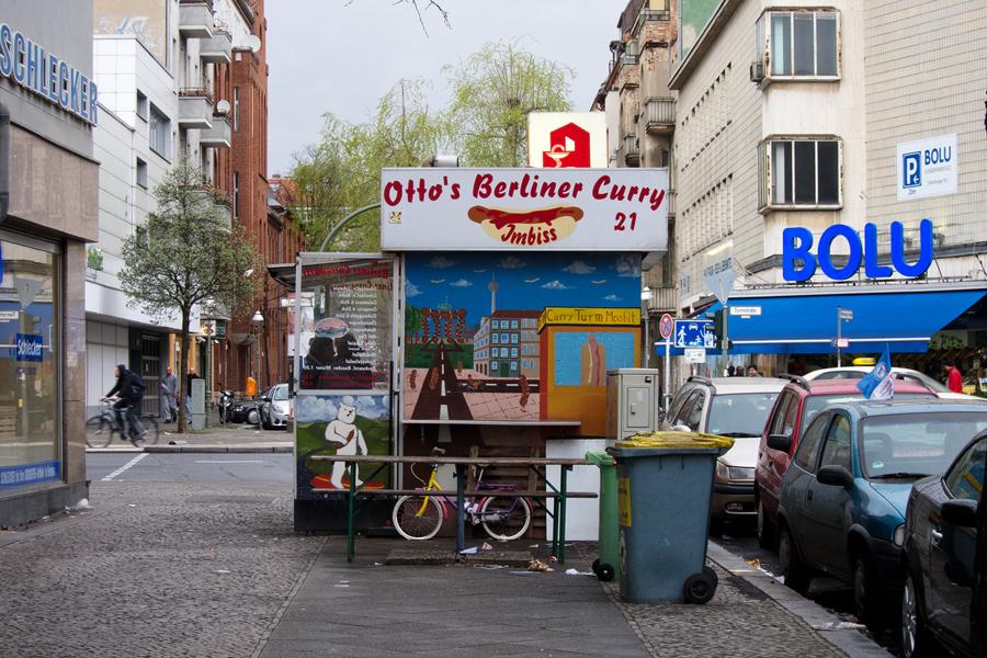 Essen in Berlin