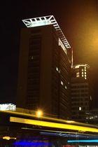 Essen Innenstadt bei Nacht