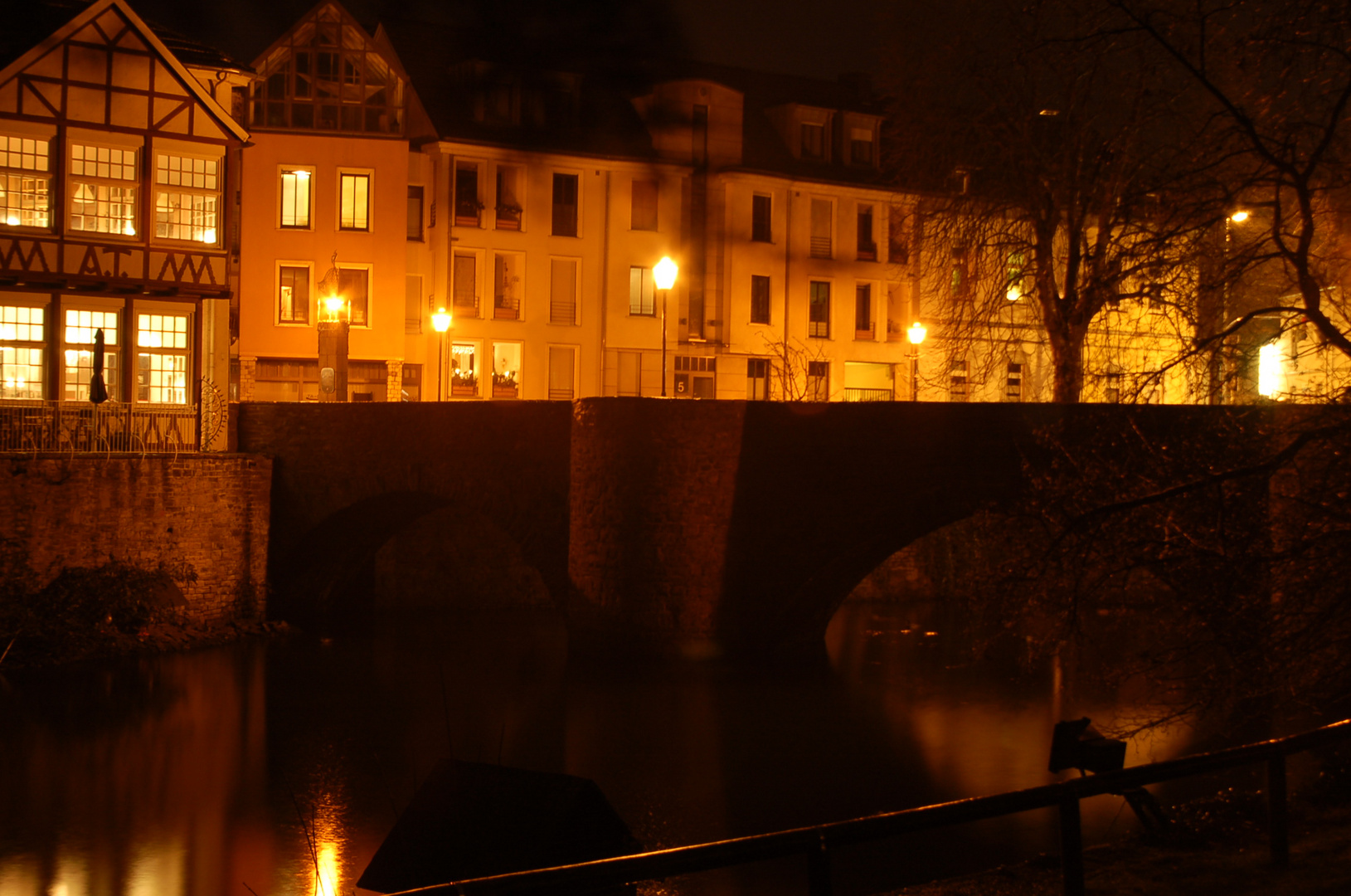 Essen-Kettwig Altstadtbrücke
