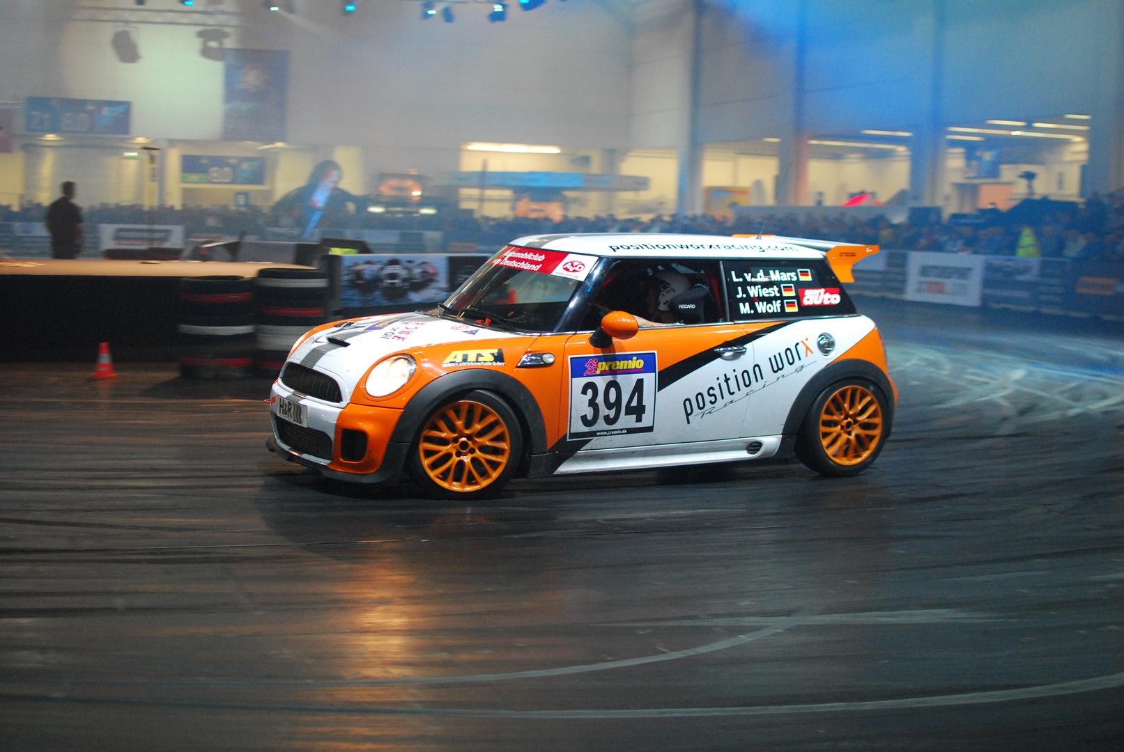 Essen Motor Show 2010 - Mini Cooper