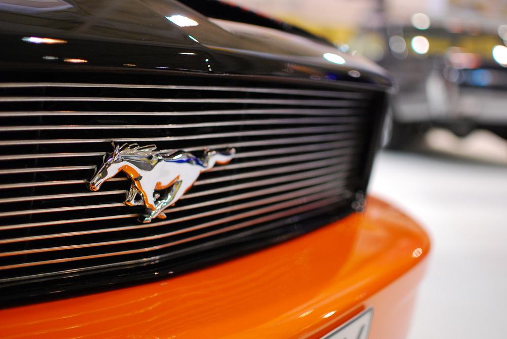 Essen Motor Show 2010 - Mustang