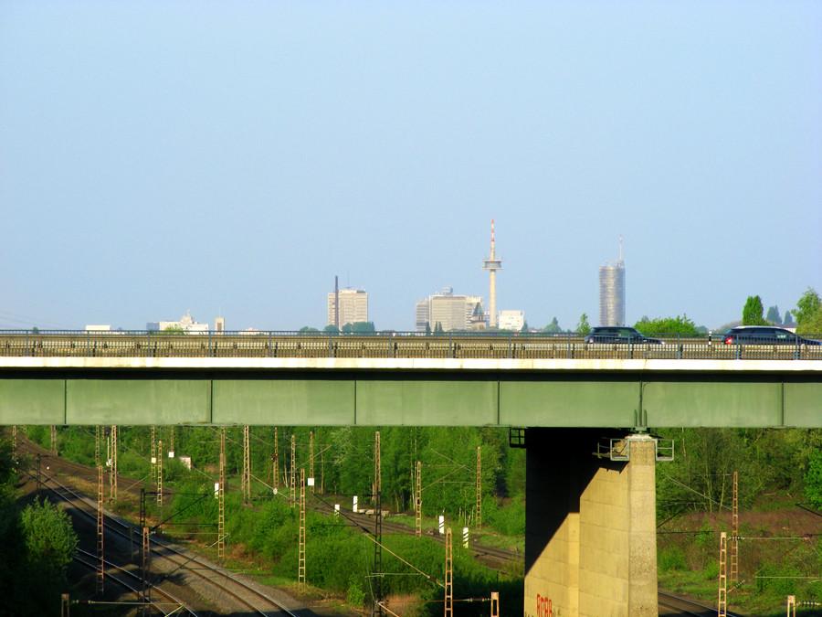 Essen Skyline2