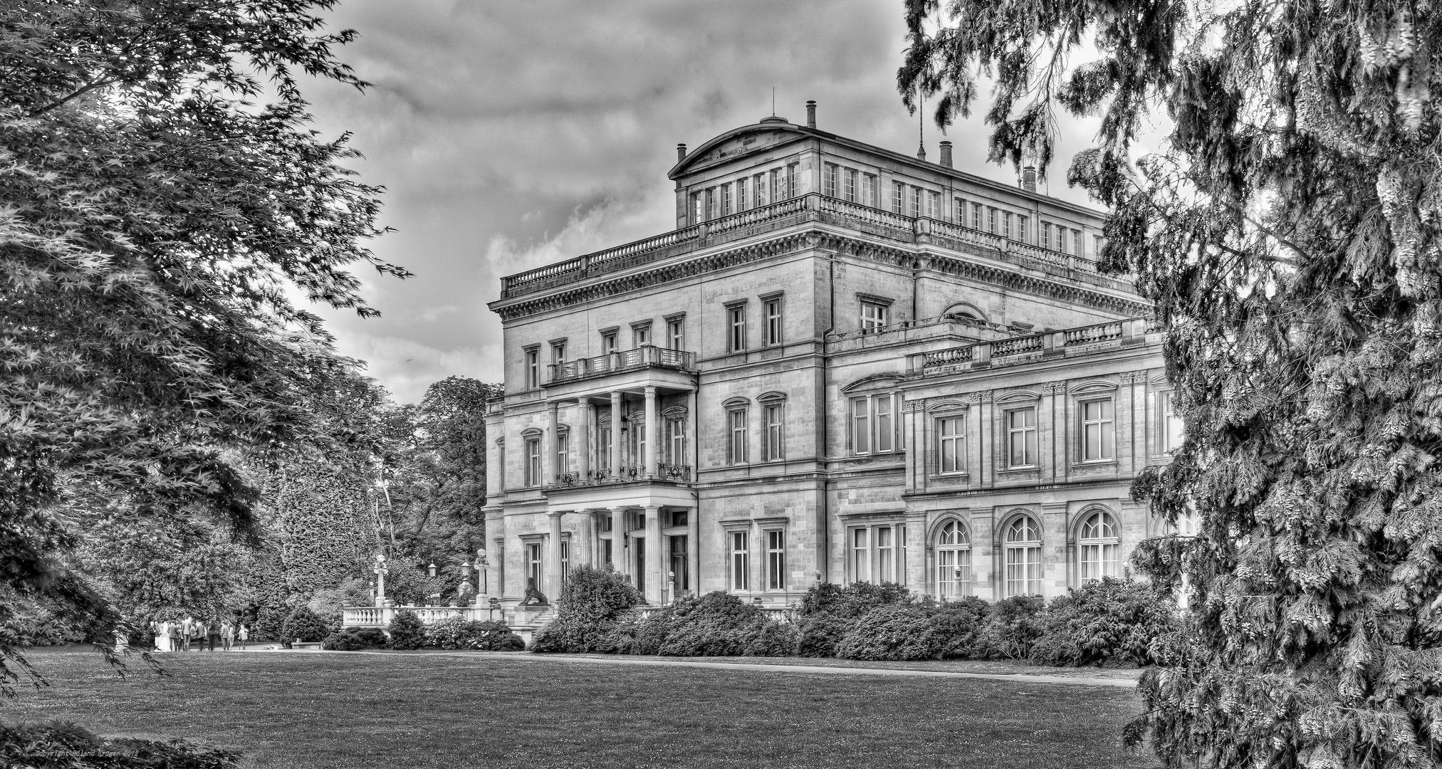 Essen , Villa Hügel