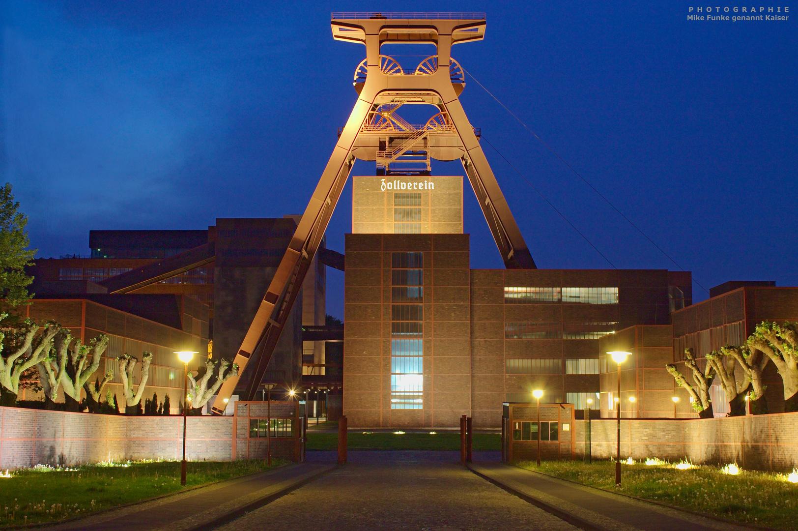 Essen - Zollverein 2014