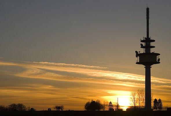 Essenheimer Fernsehturm, oder...