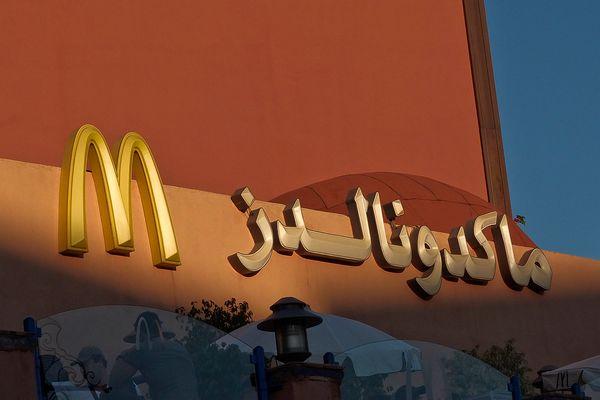 Esskultur in Marrakech