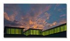 Essl Museum Sunset