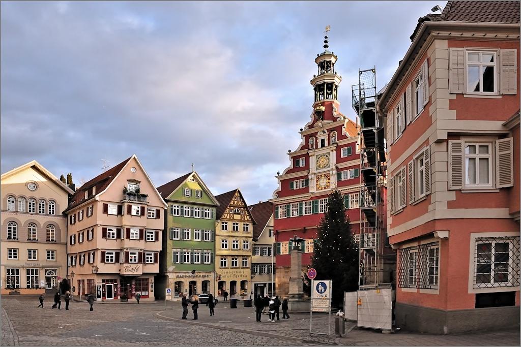Esslingen - Am Alten Rathaus Dez2011