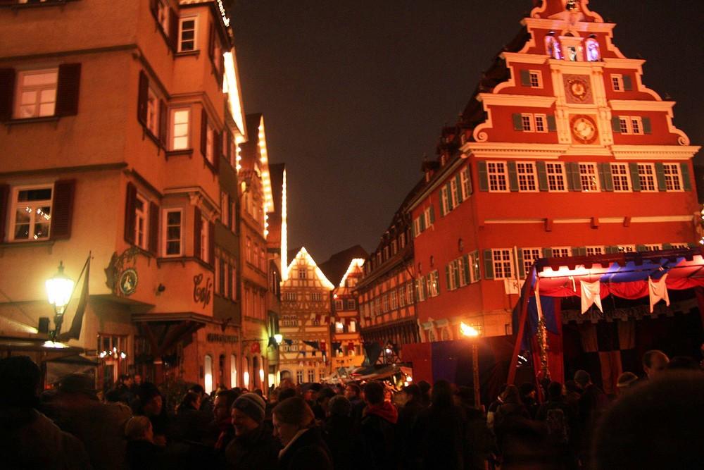 Esslinger Weihnachtsmarkt (Altes Rathaus)