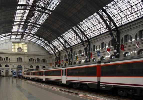 Estació de França / Barcelona / Spain