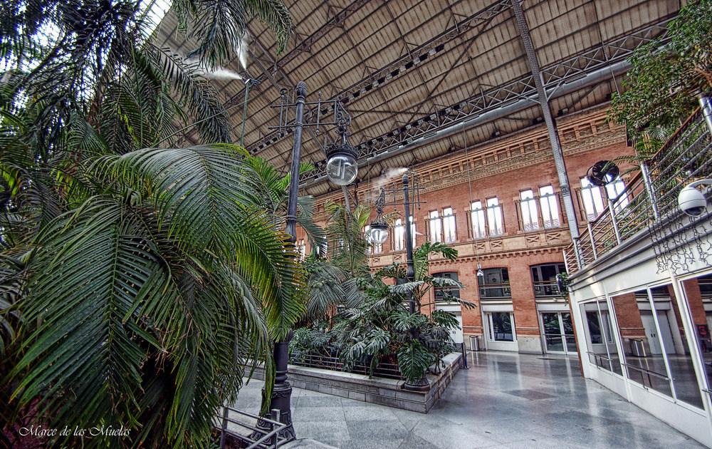 Estación de Atocha 3...