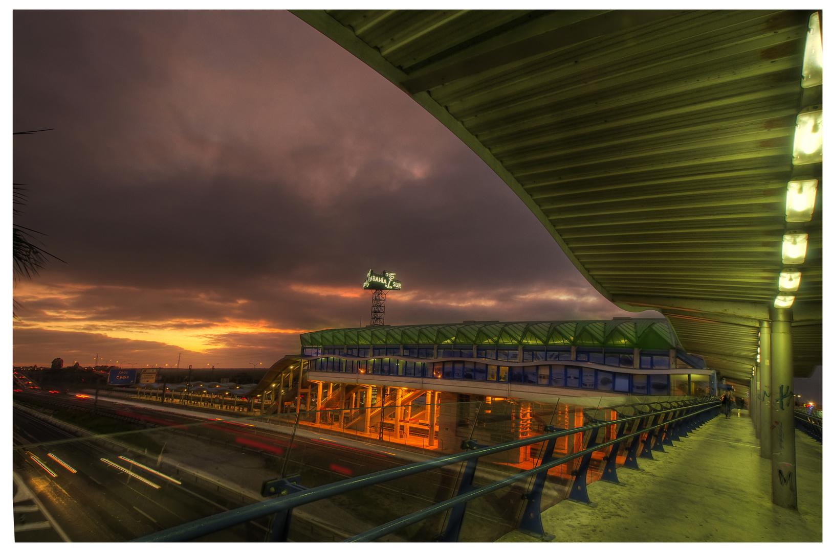 Estacion de Bahia Sur