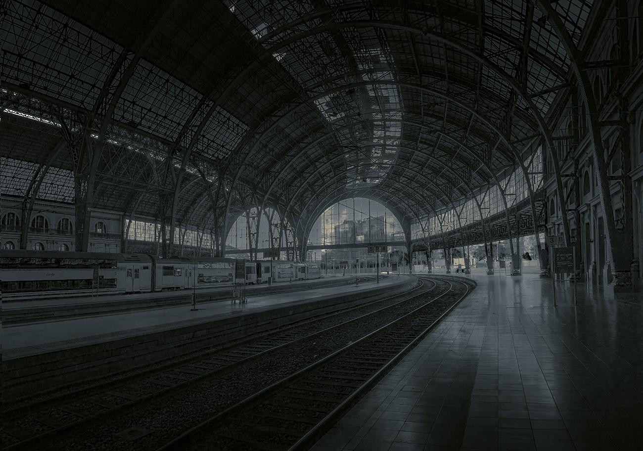 """""""Estación de Francia"""""""