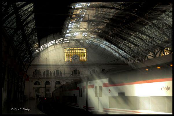 Estación de Francia(Barcelona)