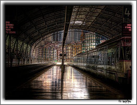 Estación de Tren (Bilbao)