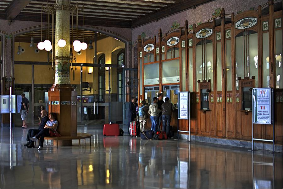 Estación Del Norte - Valencia