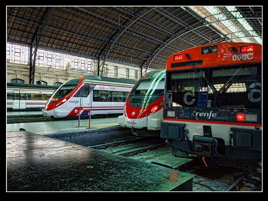 Estación Renfe