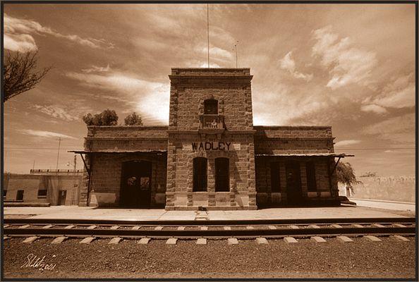 Estación WADLEY