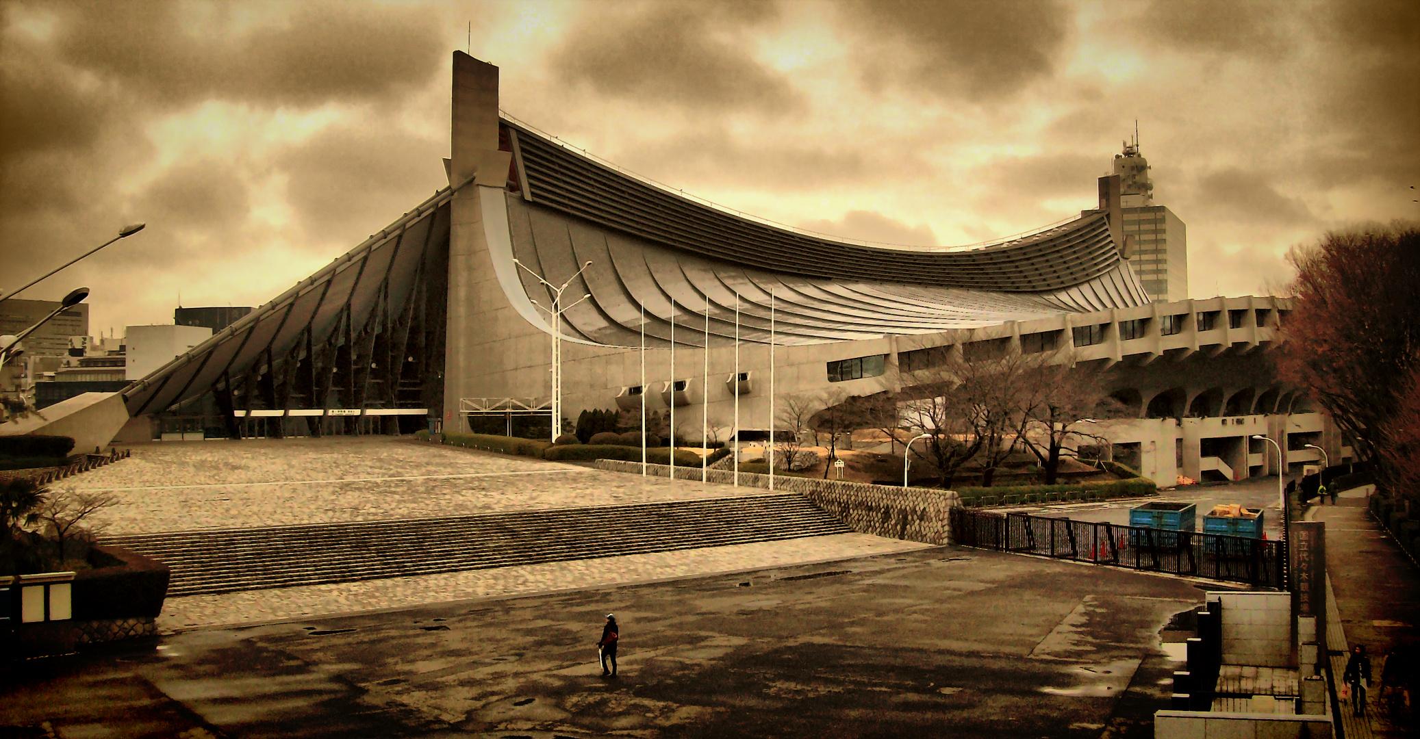 Estadio Olímpico, Tokyo
