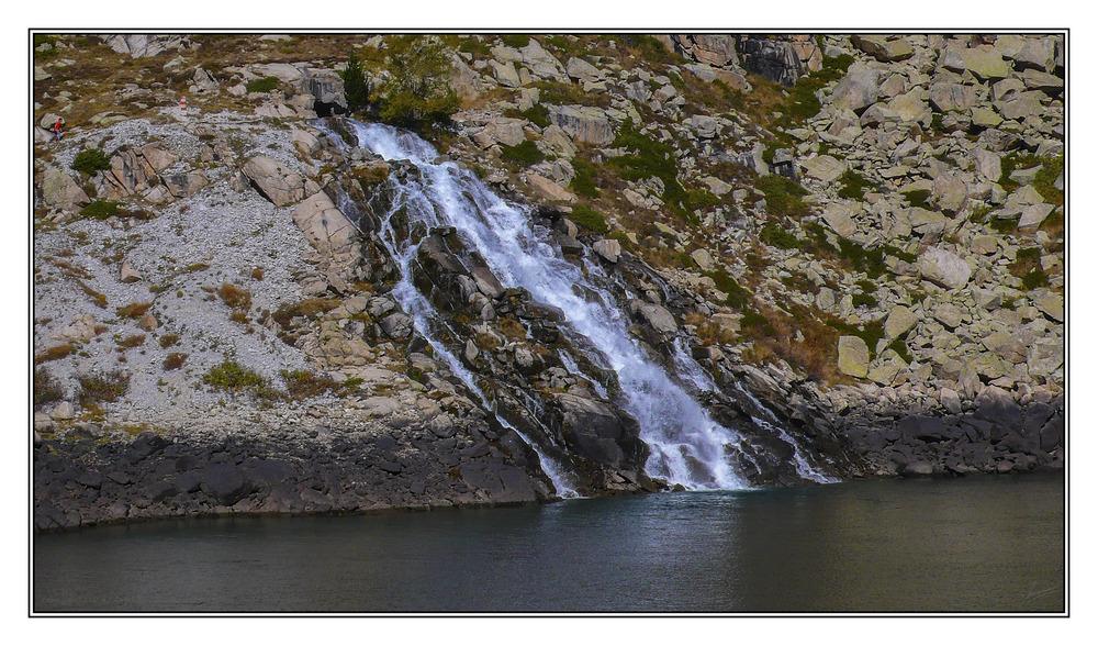 Estany Gento ( 2.140 m ) La Vall Fosca Pallars Jussà (La Torre de Cabdella Lleida Catalunya)
