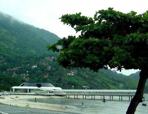 Estação de Charitas - Niterói - Brasil