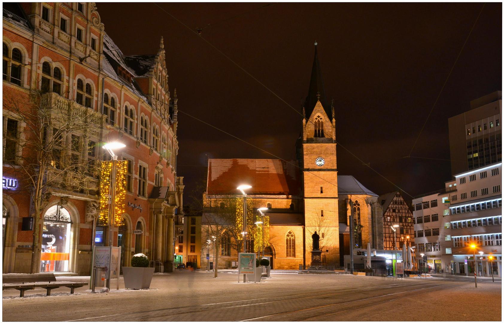 estar de visita en Erfurt, 20 (Besuch in Erfurt, 20)
