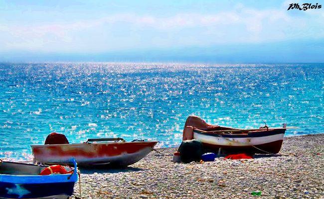 estate in riva al mare..