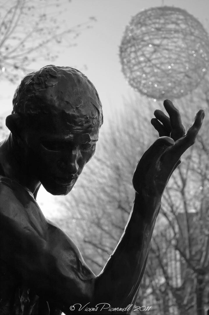 Estatua de Rodin