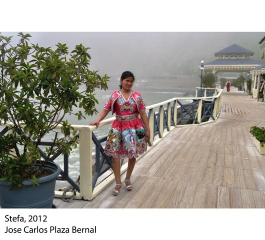 Estefa en Lima