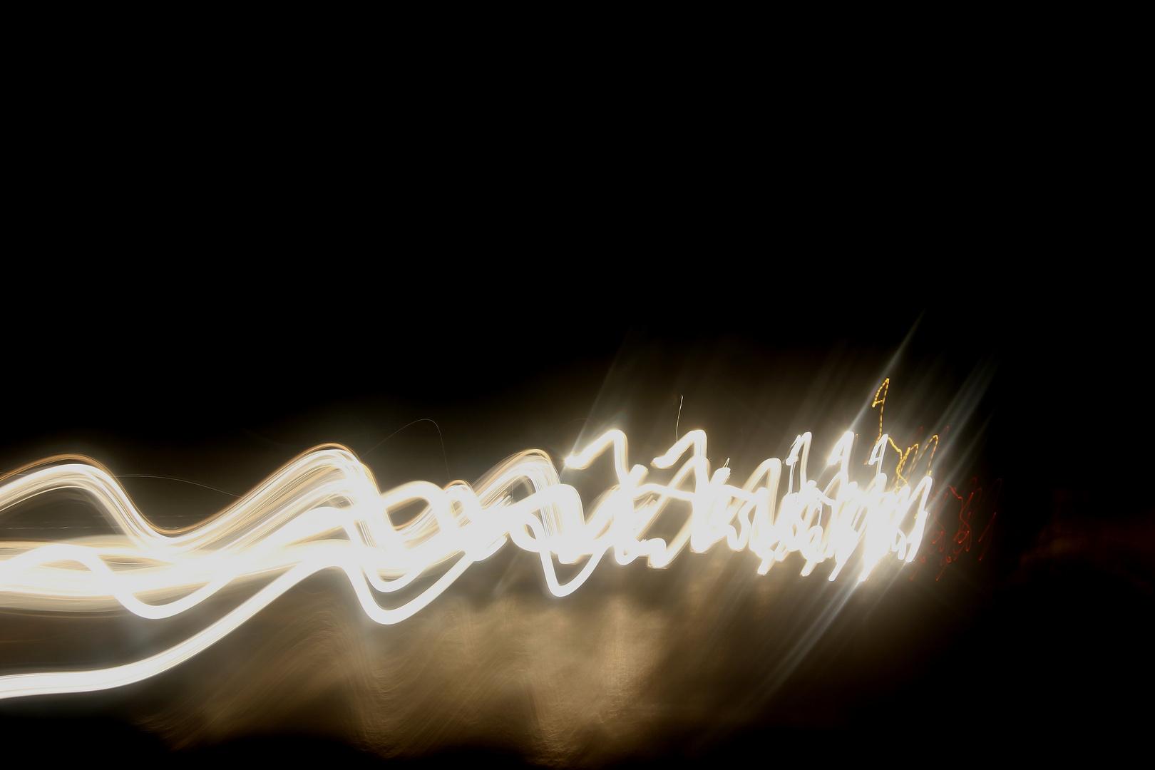 estela de luz