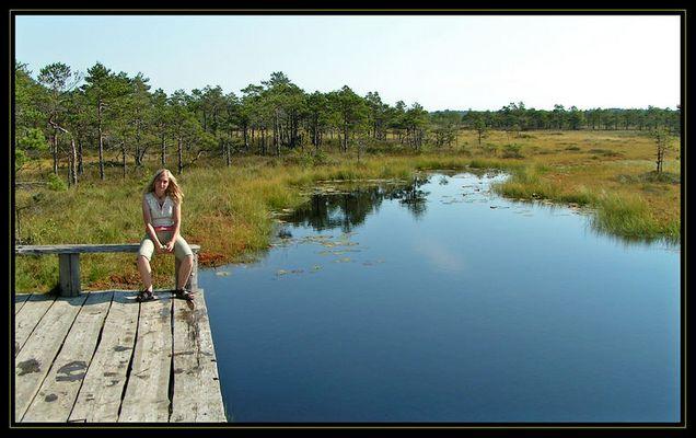 Estland mit Susi