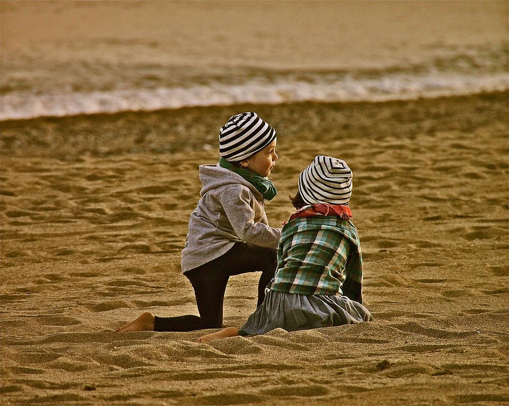 """""""Esto de la playa...mola"""""""