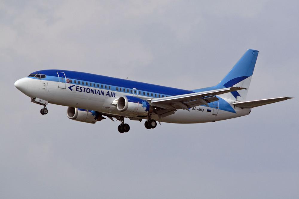 Estonian Air Boeing 737-33R (ES-ABJ )