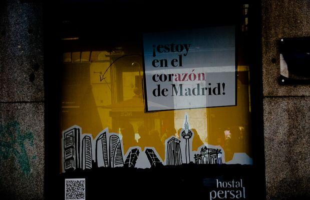 Estoy en el corazón de Madrid (GKM4)