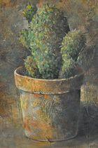 Estracto de un cuadro (Oleo) del Pintor: Jose de Paulino.