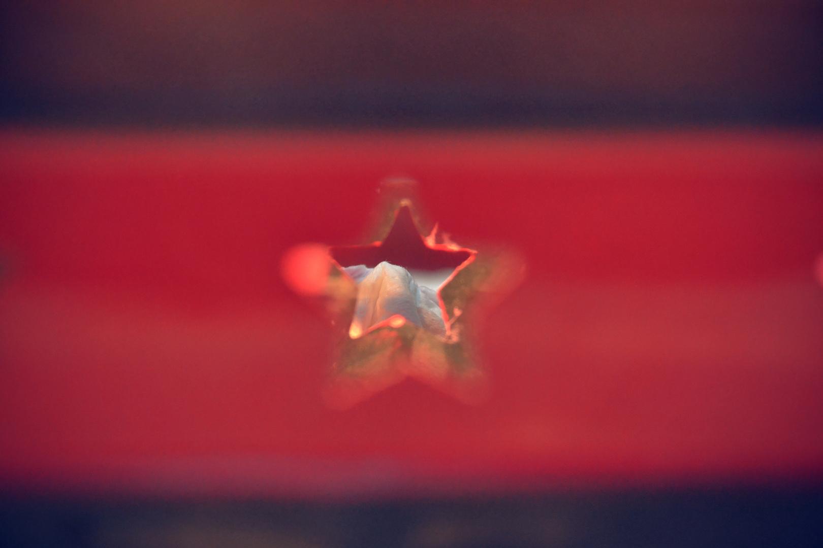 Estrella en composición.